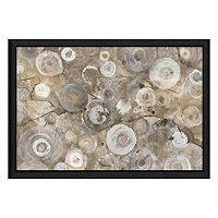 Rocks Framed Canvas Wall Art