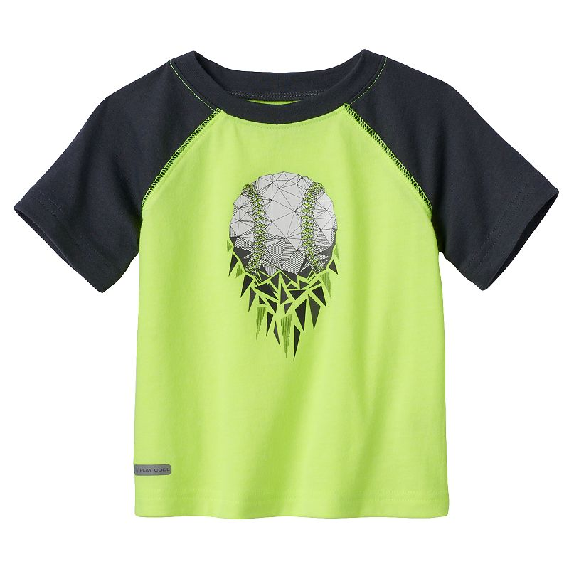 Baby Boy Jumping Beans® Play Cool Ball Graphic Tee