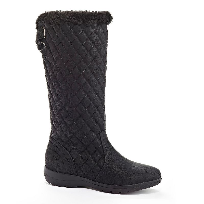 Henry Ferrera Brooks Women's Water-Resistant Tall Winter Boots