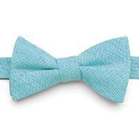 Men's Bow Tie Tuesday Preppy Solid Pre-Tied Bow Tie