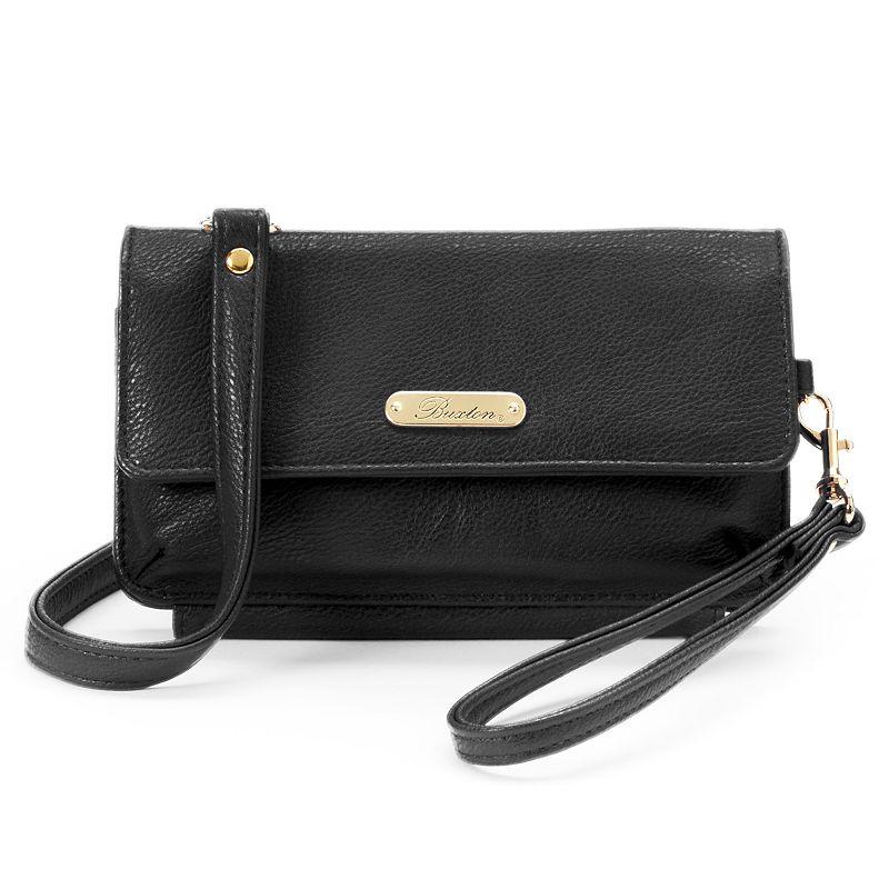 Buxton Convertible Mini Crossbody Bag