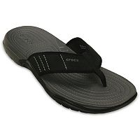 Crocs Swiftwater Men's Water-Resistant Flip-Flops