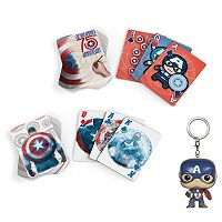 Marvel Captain America 75th Anniversary Cards Set