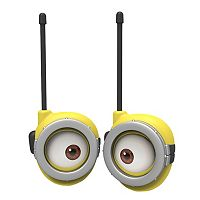 Minions Walkie Talkies