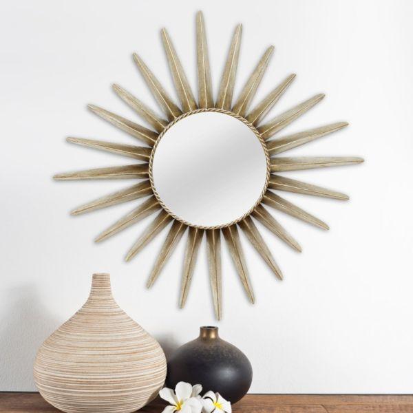 Stratton Home Decor Charlotte Wall Mirror