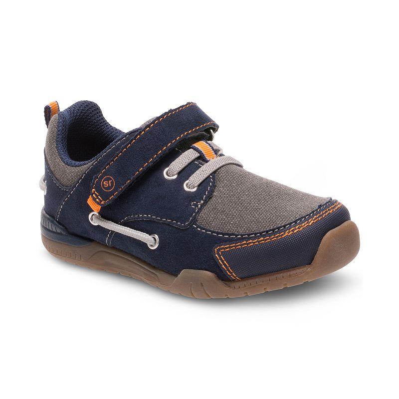 Stride Rite Jarrik Toddler Boys' Boat Shoes