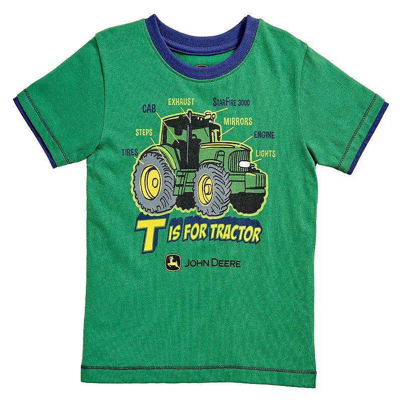Green Short Sleeve Graphic Shirt Kohl 39 S