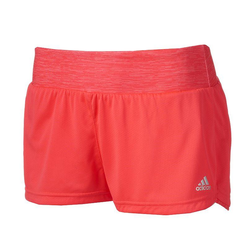 Women's adidas climalite Grete Mesh Running Shorts