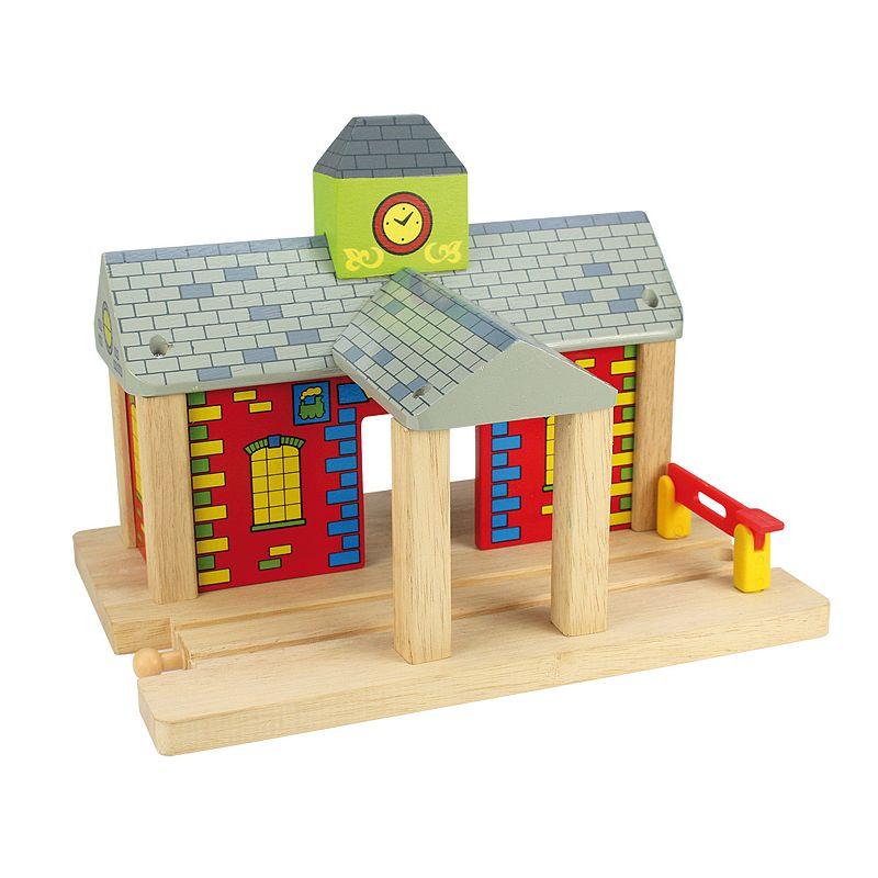 Bigjigs Toys Railway Station