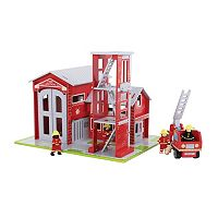 Bigjigs Toys Fire Station