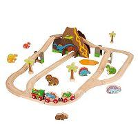 Bigjigs Toys Dinosaur Train Set