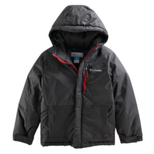 Boys 4-7 Columbia Heavyweight Hooded Jacket
