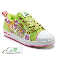 Bobbi-Toads Holly Rae Girls' Paintable Sneakers