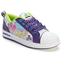 Bobbi-Toads Hillary Girls' Paintable Sneakers