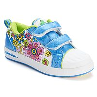 Bobbi-Toads JacJac Girls' Paintable Sneakers