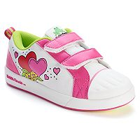 Bobbi-Toads Sophie Girls' Paintable Sneakers