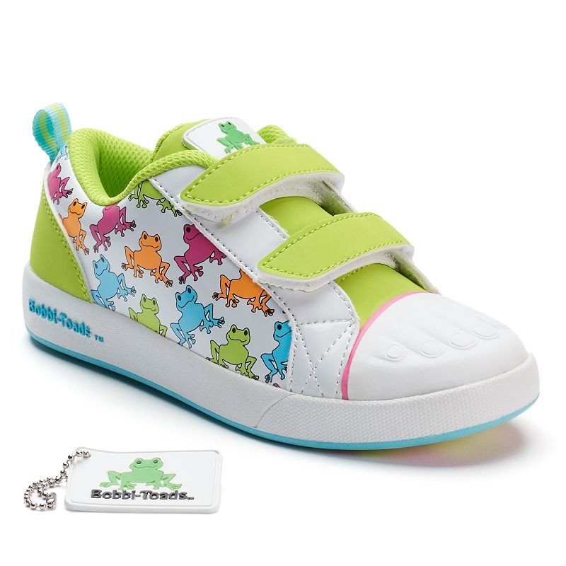 Bobbi-Toads Sasha Girls' Paintable Sneakers