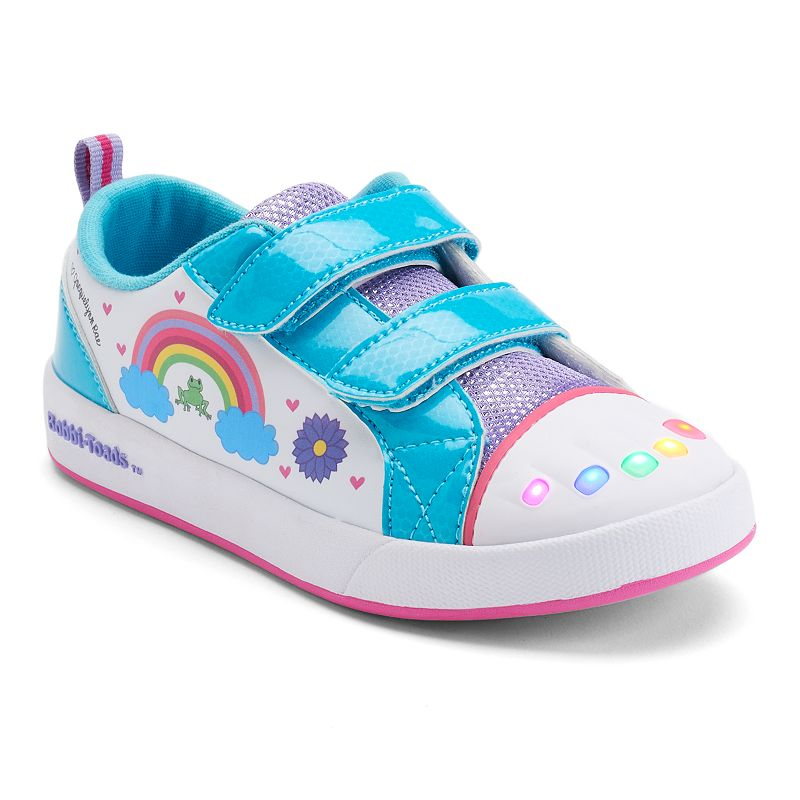 Bobbi-Toads Cloud Nine Girls' Light-Up Sneakers