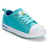 Bobbi-Toads Kelly Girls' Light-Up Sneakers