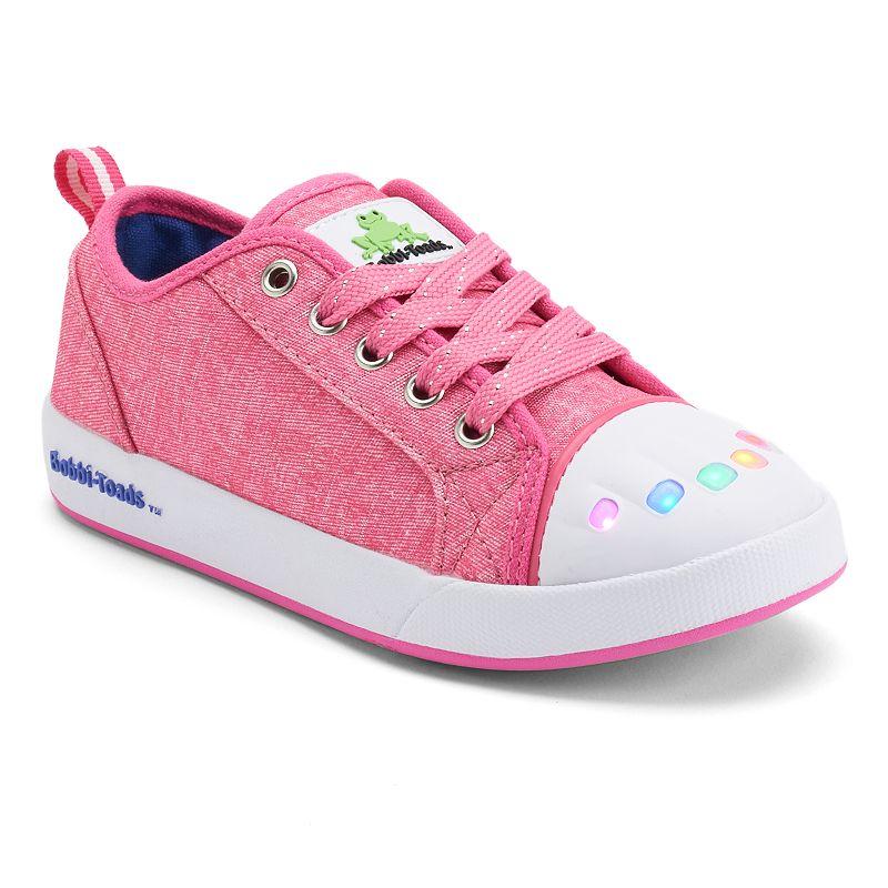 Bobbi-Toads Rileez Girls' Light-Up Sneakers