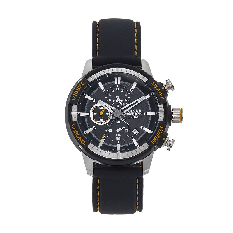 Pulsar Men's On The Go Chronograph Watch - PM3053