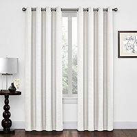 Regent Court Textured Solid Curtain