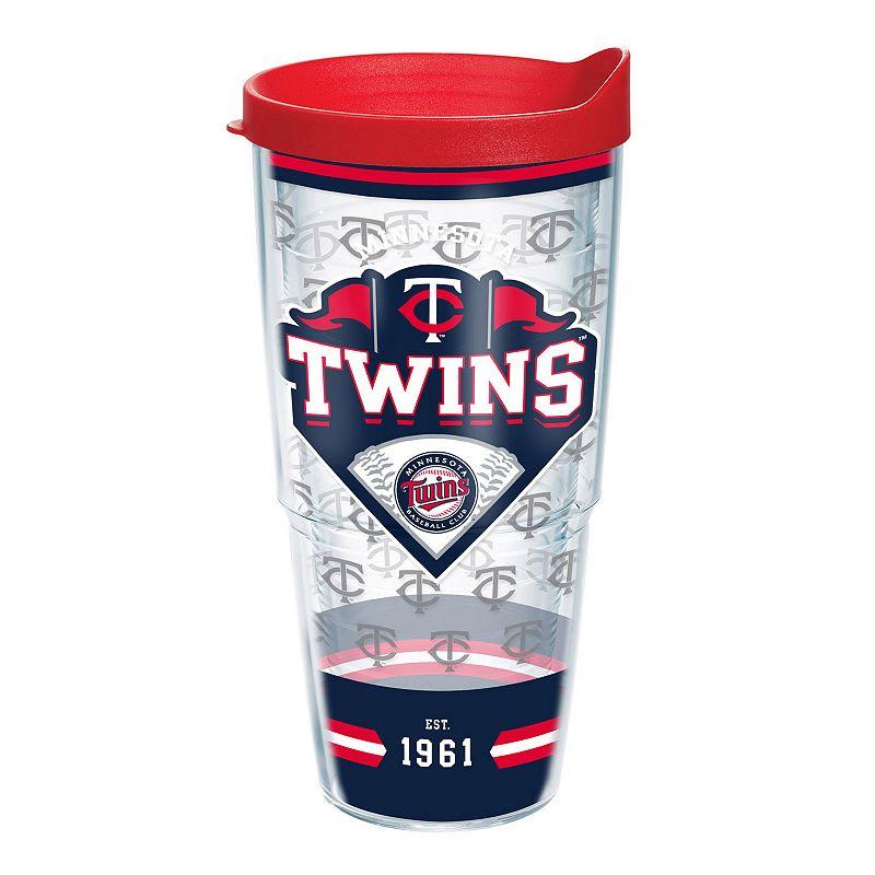 Tervis Minnesota Twins 24-Ounce Logo Tumbler