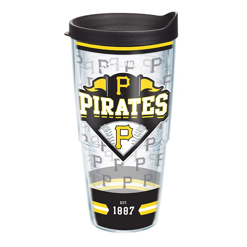 Tervis Pittsburgh Pirates 24-Ounce Logo Tumbler
