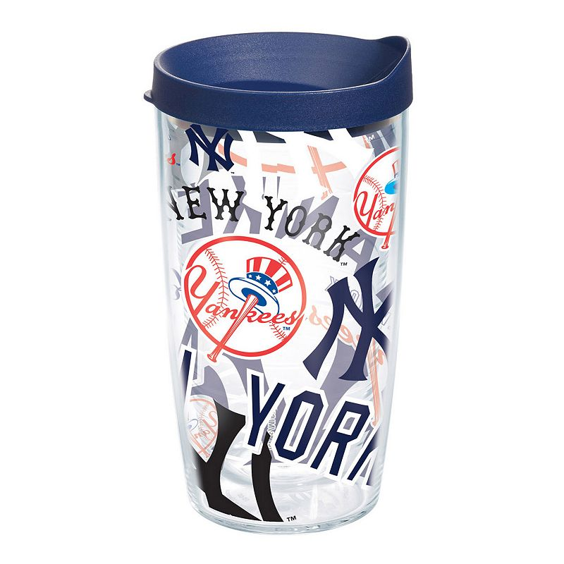 Tervis New York Yankees 16-Ounce Logo Tribute Tumbler