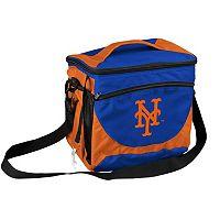 Logo Brand New York Mets 24-Can Cooler