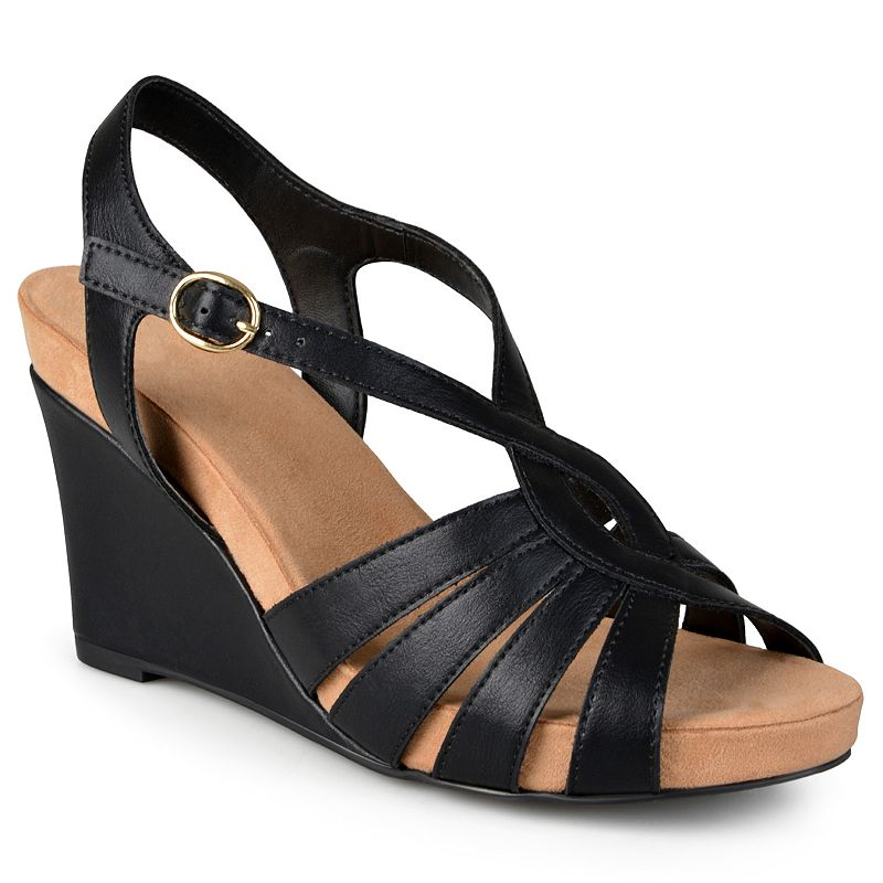 Journee Collection Cora Women's Wedge Sandals