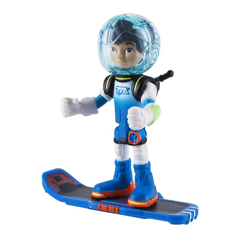 Disney's Miles from Tomorrowland Galactic Miles Small Figure by Tomy
