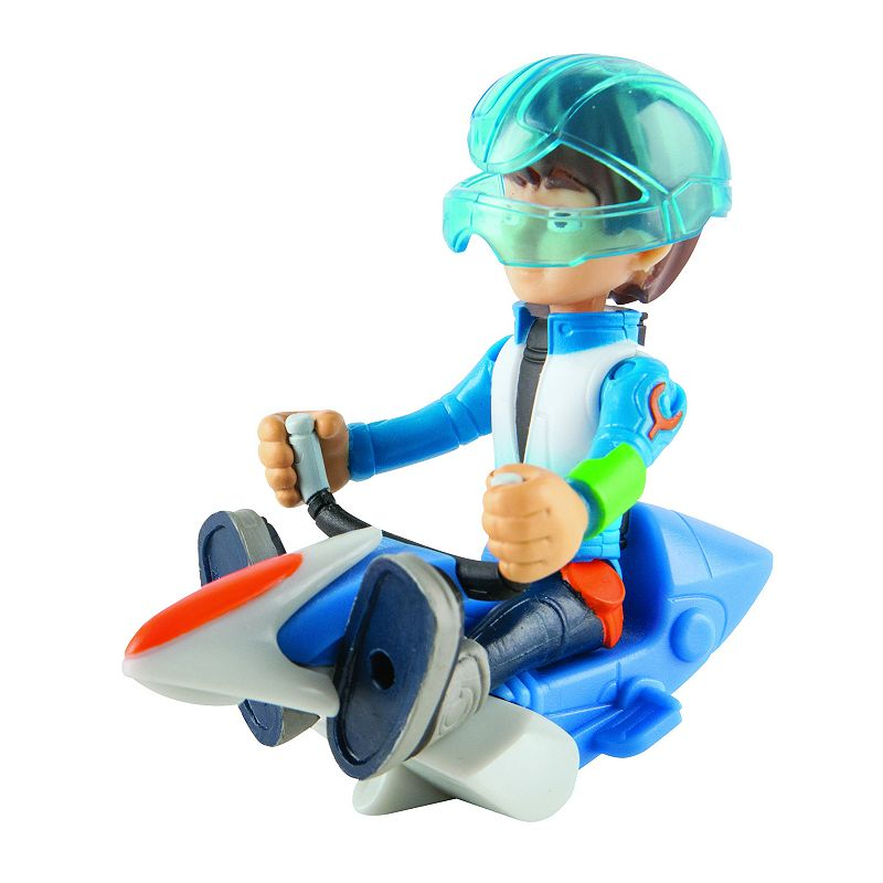 Disney's Miles from Tomorrowland Superstellar Miles Small Figure by Tomy