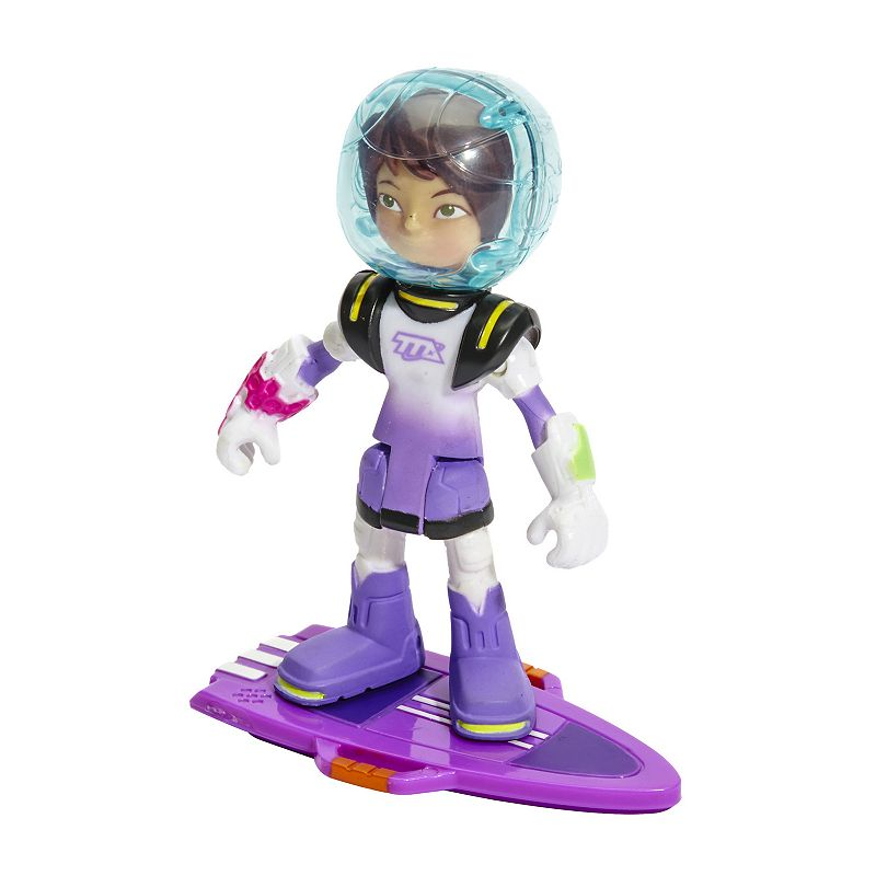 Disney's Miles from Tomorrowland Loretta Small Figure by Tomy