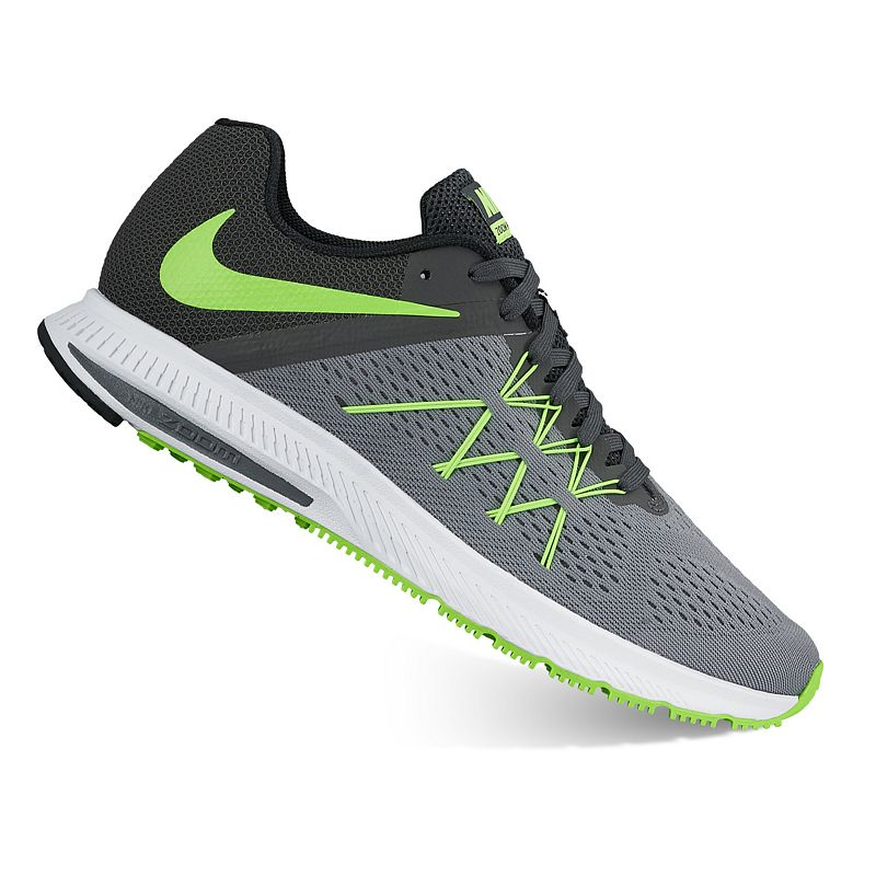 Nike Air Zoom Winflo 3 Men's Running Shoes