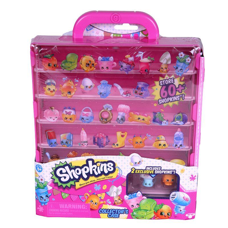Shopkins Season 4 Collectors Case