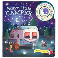 Brave Little Camper Sound Book
