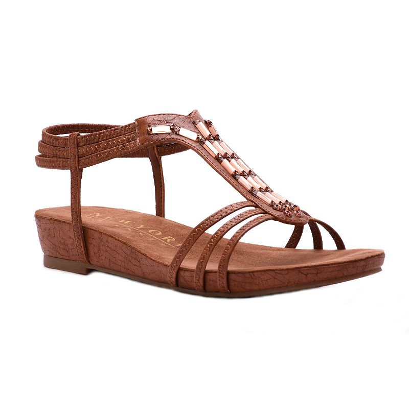 New York Transit Sweet Feelings Women's Sandals