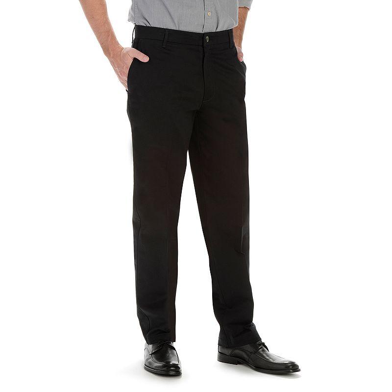 Men's Lee Carefree Straight-Fit Stretch Khaki Pants
