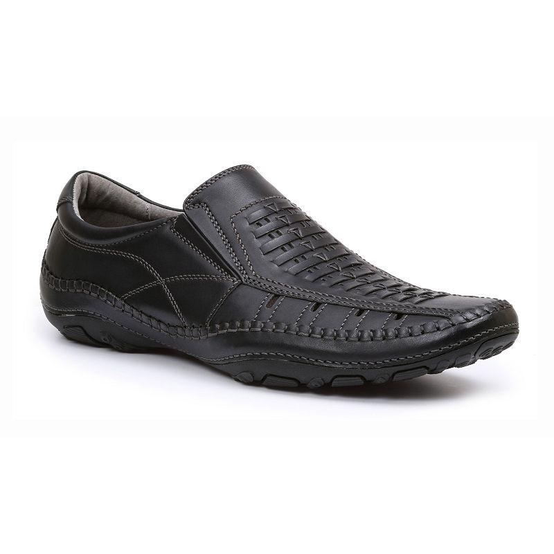 GBX Men's Woven Slip-On Shoes