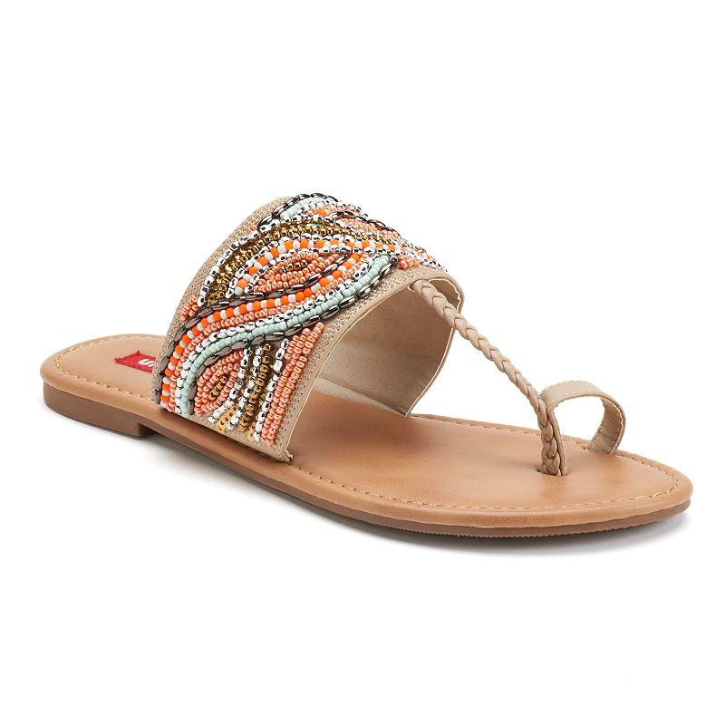 Unionbay Tyro Women's Embellished Slide Sandals