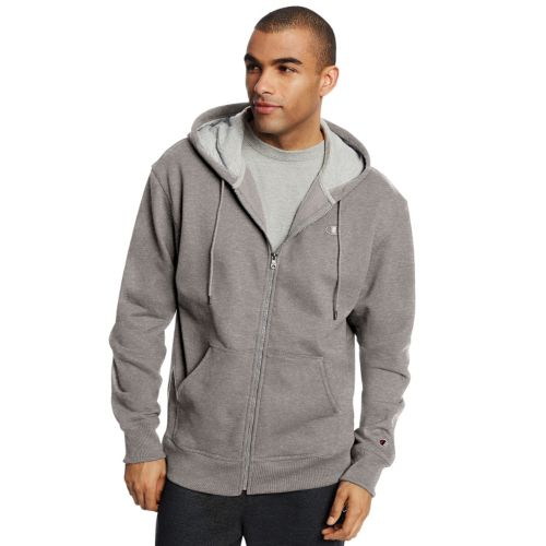 Champion Zip Fleece Hoodie, in 6 Colors