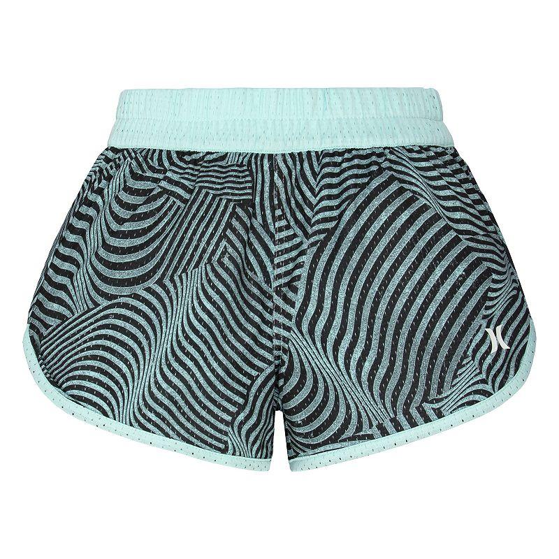 Girls 7-16 Hurley Reversible Mesh Shorts