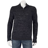 Big & Tall® Quarter-Zip Sweater