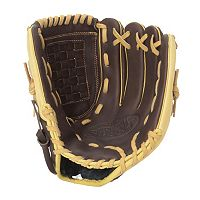 Adult Louisville Slugger Omaha Select Brown 11.5-in. Right Hand Throw Baseball Glove