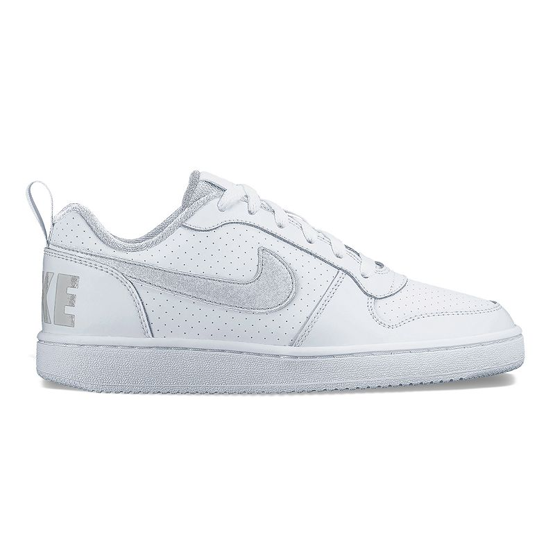 Nike Court Borough Low Grade School Boys' Shoes
