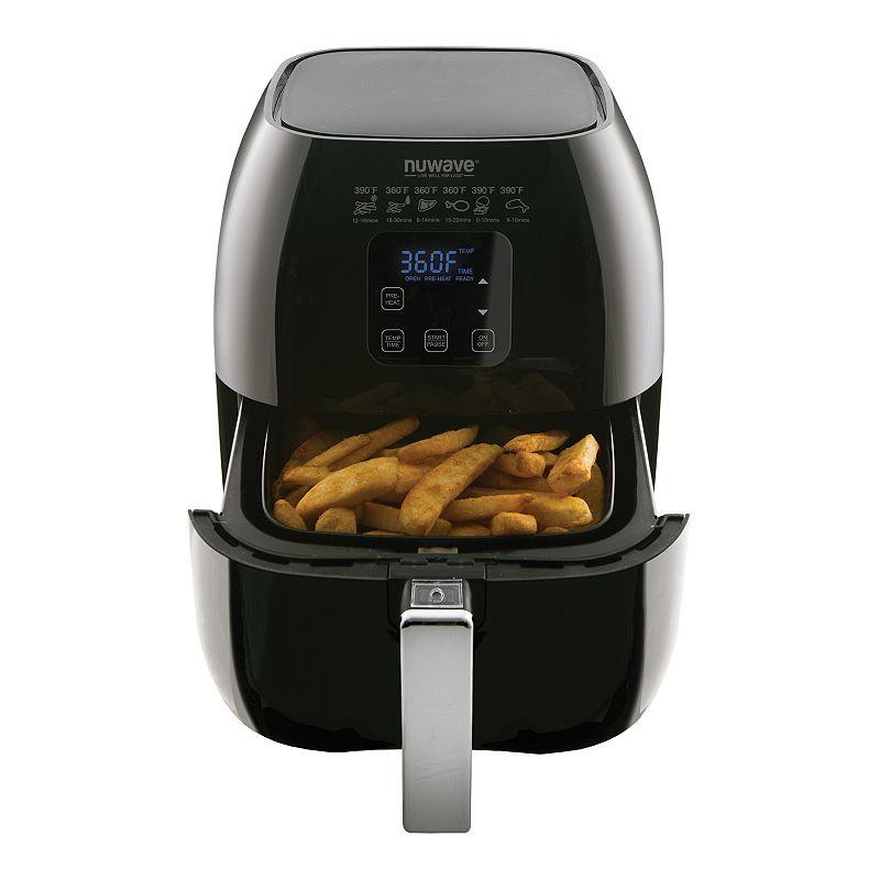 NuWave 3.5-qt. Digital Air Deep Fryer