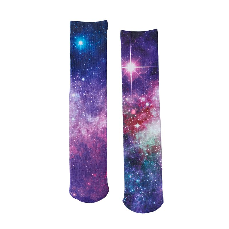Men's Urban Pipeline® Galaxy Sublimated Crew Socks