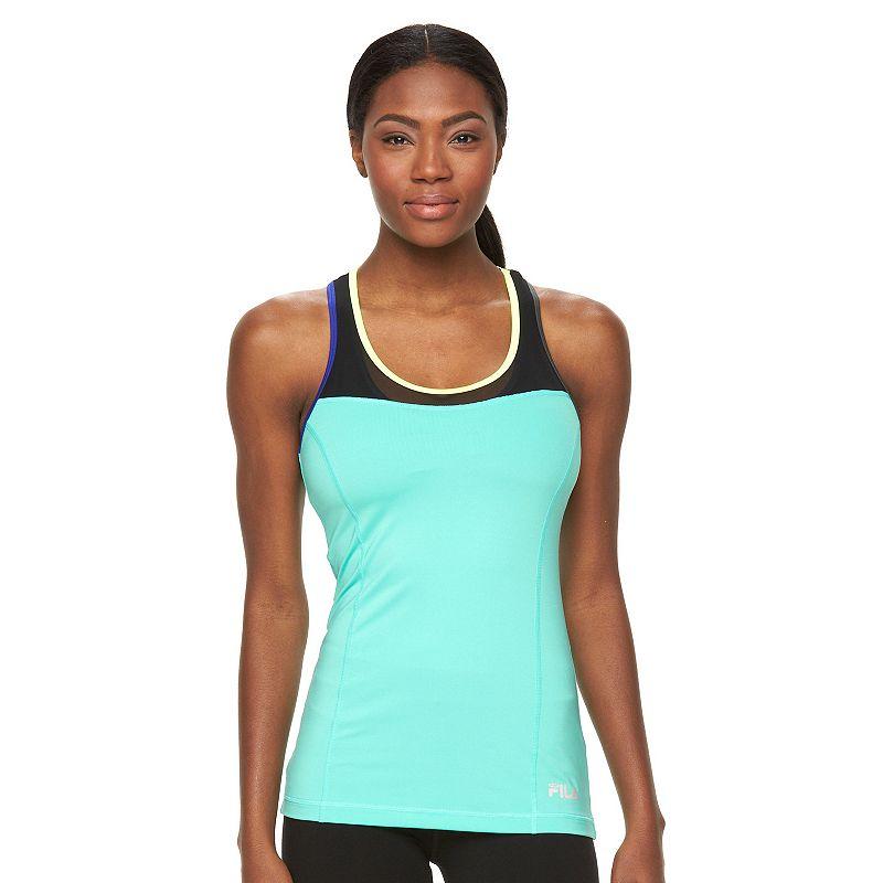 Women's FILA SPORT® Pop Color Workout Tank