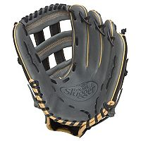Adult Louisville Slugger 125 Series 12.5-in. Right Hand Throw Gray Baseball Glove